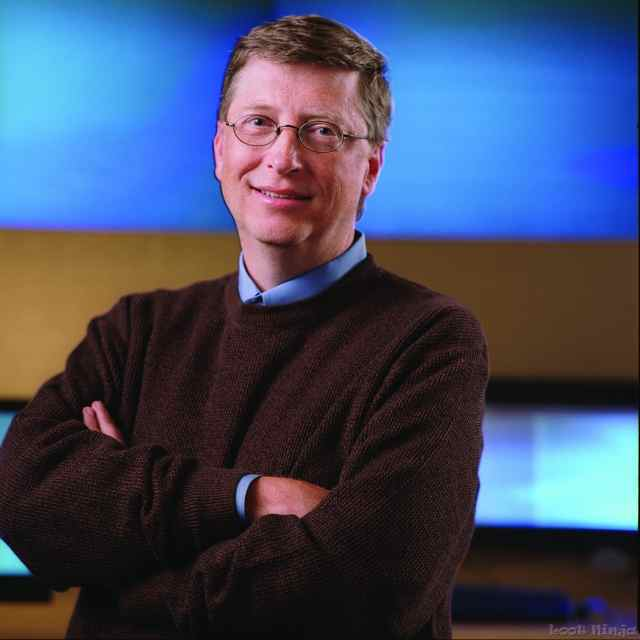 famous entrepreneurs: Bill Gates