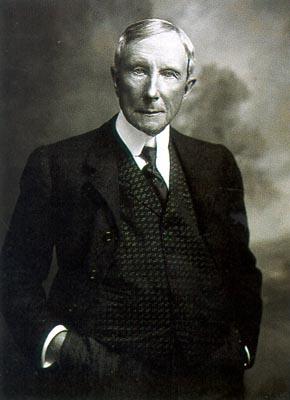 John D Rockefeller Picture